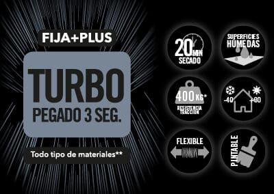 FIJA+PLUS TURBO
